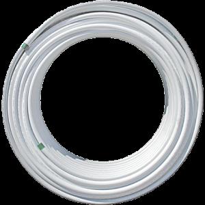 Труба МП PEX-AL-PEX 6001 Дн 16х2,0 Ру10 бухта 100м белый 95С Aquasfera 6001-01 цена за м.