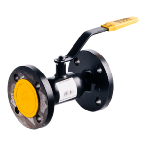 Кран шаровой сталь Ballomax КШТ 60.003 Ду 15 Ру16 фл BROEN КШТ 11с10фт 60.003.015