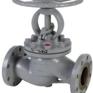 90008 300x300 - Клапан запорный сталь 15с22нж Ду 150 Ру40 Тмакс=465 оС фл Китай .