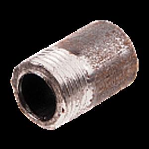 Резьба сталь Ду 15 L=31мм из труб по ГОСТ 3262-75 КАЗ
