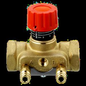 """Клапан балансировочный ручной латунь ASV-I Ду 15 Ру16 Rp1/2"""" ВР Kvs=1.6м3/ч с изм/нип Danfoss 003L7641"""
