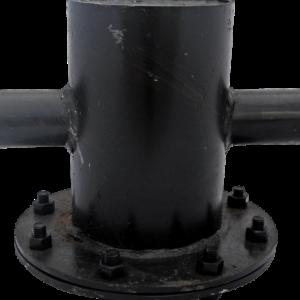 Грязевик верт сталь Ду 40 Ру16 п/привар КАЗ