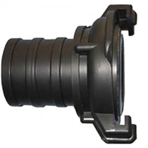 Головка напорная 50 мм ГР-50(П) пластик рукавная