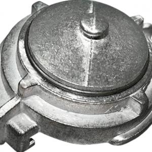 Головка-заглушка напорная 65 мм ГЗ-65 алюминий