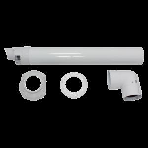Комплект коаксиальный для прохода через стену 60/100мм l=750мм для котлов turboTEC, turboFIT Vaillant 0020199370