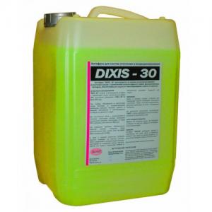 Теплоноситель Dixis-30 20кг канистра DIXIS