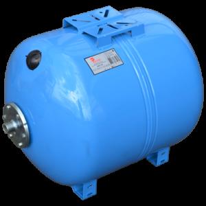 Гидроаккумулятор WAO 24л 10атм горизонтальный Wester 0-14-0950