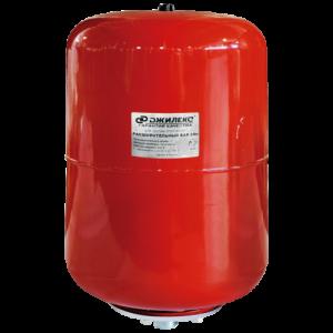 Бак расширительный мембранный для отопления 6л 5 бар Джилекс 7806