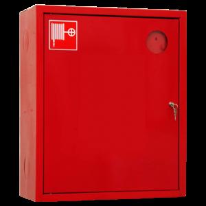 Шкаф пожарный красный ШПК-310 НЗК правый