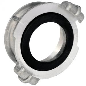 Головка всасывающая 100 мм ГМВ-100 алюминий муфтовая