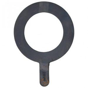 Прокладка фланцевая резиновая МБС плоская Ду 40 ГОСТ 15180-86