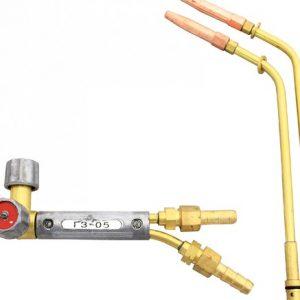 Горелка ацетилено-кислородная Г2 Малютка ГОСТ 1077-79 рукав 6,3мм