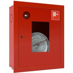 Шкаф пожарный красный ШПК-310 ВОК правый