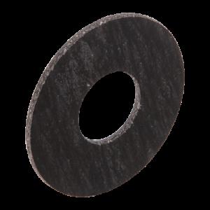 Прокладка фланцевая паронитовая ПОН-Б плоская Ду 15 Ру10-40 ГОСТ 15180-86