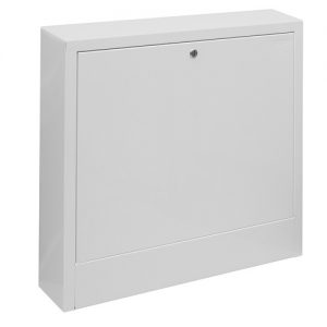 Шкаф коллекторный наружный сталь Vario NT 555х820х160мм Uponor 1046996