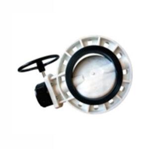 2542 0 300x300 - Затвор DN-100 ПВХ диск. редуктор