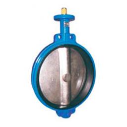 2802 0 - Затвор Ду- 100 поворот диск. под электропривод